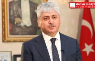 Hatay Valisi Rahmi Doğan'dan Paskalya Bayramı...