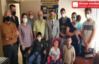 İskenderun Fenerbahçeliler Derneği'nden Anlamlı...