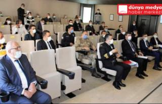 İskenderun'da Liman Güvenliği Toplantısı Yapıldı