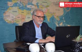 İTSO Başkanı Yılmaz Akdeniz Bölge Toplantısına...