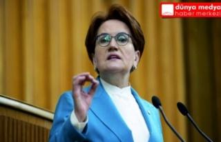 """İYİ Parti Lideri Akşener: """"Aranıza girmeye niyetim..."""
