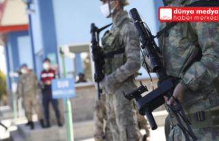 Jandarma'da FETÖ operasyonları! 80 gözaltı