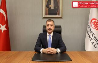 Merkez Bankası Başkanı Kavcıolu'dan 128 Milyar...
