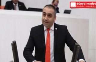 """MHP Hatay Milletvekili Kaşıkçı: """"Üniversitelerin..."""