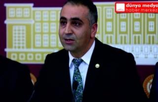 """MHP Hatay Milletvekili Lütfi Kaşıkçı: """"Akçay..."""