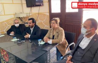 MHP Kırıkhan Teşkilatı Olağan Yönetim Kurulu...