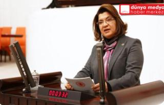 Milletvekili Suzan Şahin Expo için Devlet Desteği...