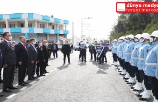 Türksoy Mesire Alanı   Erzin'de Açıldı!