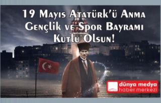 19 Mayıs 2021... Atatürk'ün Samsun'a...