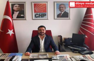 CHP Hatay Gençlik Kolları'ndan 19 Mayıs Kutlaması
