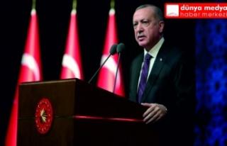 """Cumhurbaşkanı Erdoğan'dan ABD'ye: """"Ne yapalım,..."""