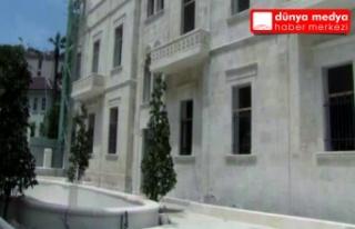Hatay Meclis Binası Restorasyonunda Sona Gelindi