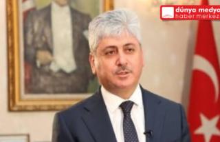 """Hatay Valisi Rahmi Doğan'dan """"Rehavete kapılmayın""""..."""