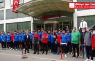 """İskenderun FK Başkanı Hakan Bolat: """"Kupayı İskenderun'a..."""
