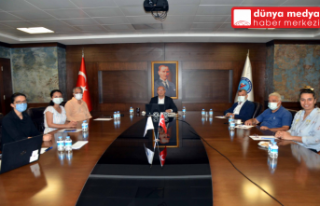 İTSO'da Mayıs ayı meclis toplantısı gerçekleştirildi