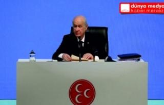 MHP Lideri Bahçeli Anayasa Teklifini Açıkladı!