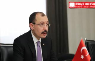 """Ticaret Bakanı Mehmet Muş: """"Venezuela'dan..."""