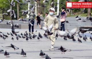 Türkiye genelinde 17 günlük tam kapanma süreci...