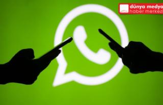 Whatsapp'tan Türkiye kararında geri adım geldi