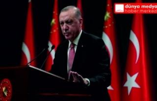 Cumhurbaşkanı Erdoğan'dan yerel yönetimlere...
