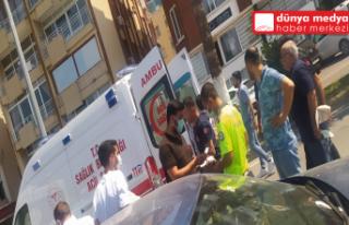 İskenderun'da Feci Kaza: 2 yaralı
