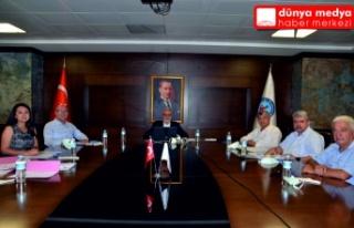 İTSO Haziran Ayı Meclis Toplantısı Gerçekleştirildi