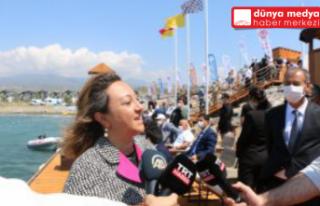 Kültür ve Turizm Bakan Yardımcısı Yavuz: Hado,...