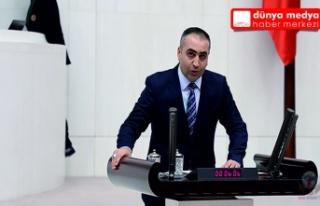 MHP'li Kaşıkçı KİT Komisyonunda Hatay'ın...