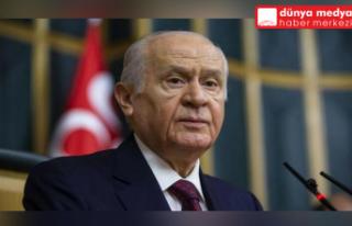 MHP LİDERİ BAHÇELİ HDP'ye düzenlenen saldırıya...