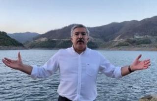 """Ak Partili Hüseyin Yayman: """"Samandağ susuzluğa..."""
