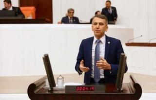 CHP Hatay Milletvekili Serkan Topal Hatay Salçasını...
