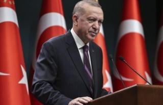 Cumhurbaşkanı Erdoğan Açıkladı... Bayram Tatili...