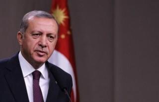 Cumhurbaşkanı Erdoğan'dan 'orman yangınları'...