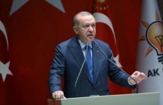Cumhurbaşkanı Erdoğan'dan 2023 Seçimiyle İlgili...