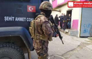 Cumhuriyet Tarhinin En Büyük Narkotik Operasyonu!
