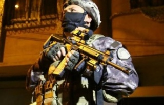 Hatay'da yakalanan terör örgütü YPG/PKK üyesi...
