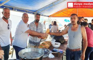 İskenderun'da Festival Boyunca Balık Ekmek ve...