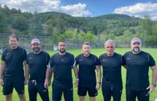 İskenderunspor'da Hedef Şampiyonluk!