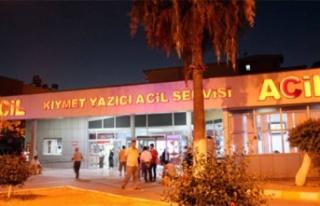 Primemall AVM civarında meydana gelen kazada Suriyeli...