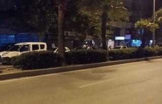 ANTAKYA'DA POLİSE   ATEŞ AÇILDI: 4 YARALI!