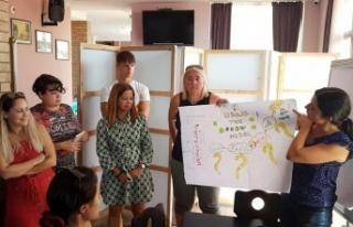 Belen'den 3 eğitimciye Bulgaristan'da Koçluk...