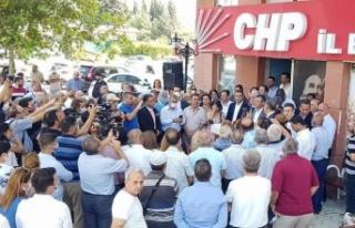 "CHP'li Parlar ""Hatay'daki program verimli geçti"""