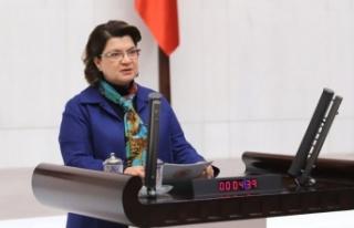 CHP'Lİ SUZAN ŞAHİN'DEN   THK ÖNERGESİ!