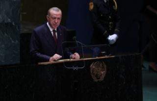 Cumhurbaşkanı Erdoğan'dan Afgan mülteciler...