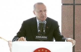 Cumhurbaşkanı Erdoğan'dan ittifak açıklamaları