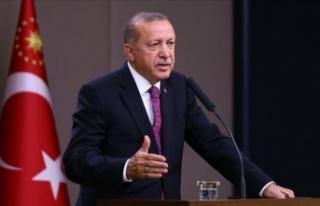 Cumhurbaşkanı Recep Tayyip Erdoğan: 15 bin yeni...