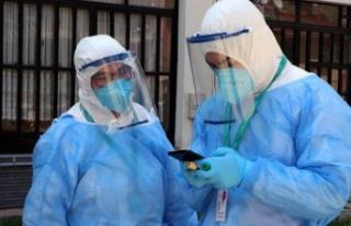En az iki doz Covid-19 aşısı yaptıranlar temaslı...