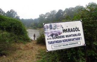 Erzin Karagöl'deki Doktor Sülükler araştırılıyor