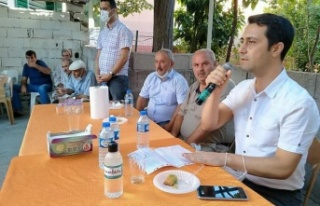 Erzin'de 10 mahalle 'Kırsal Mahalleye' dönüş...