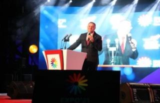 EXPO 2021 HATAY LANSMANI CHP LİDERİ KEMAL KILIÇDAROĞLU'NUN...